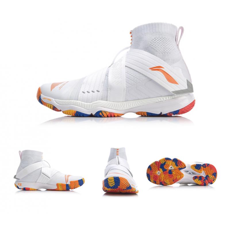 Li Ning Ranger 4.0 AYAP015-WH Badminton Shoes