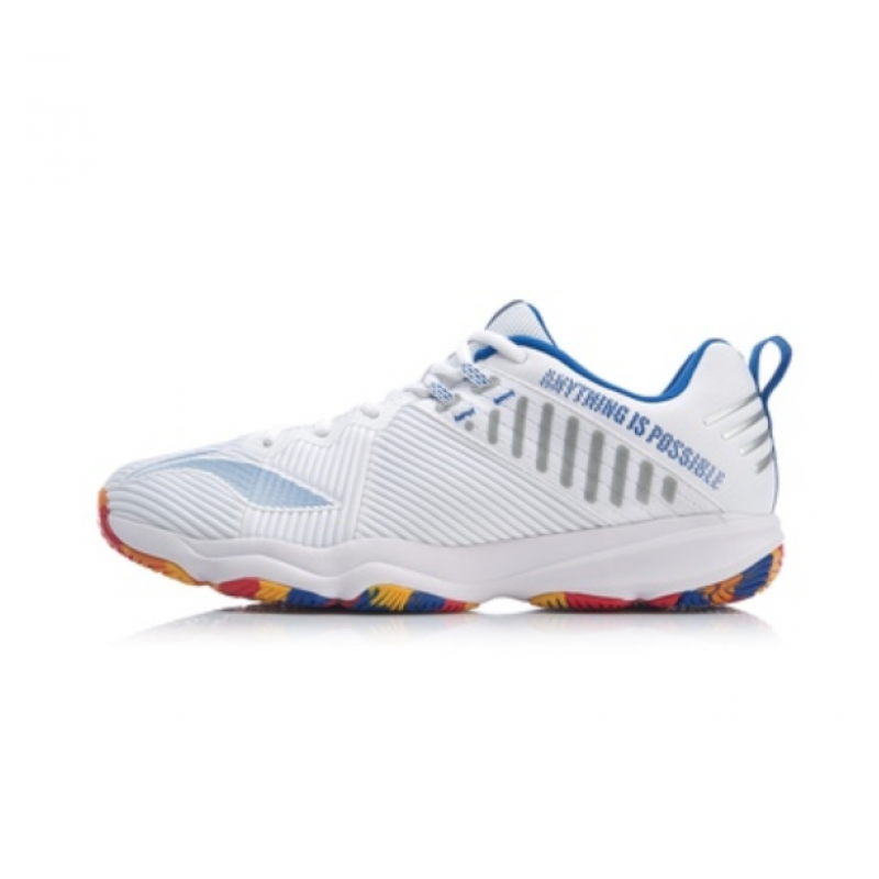 Li Ning Ranger 4.0 Take Down AYTP031-WH Badminton Shoes