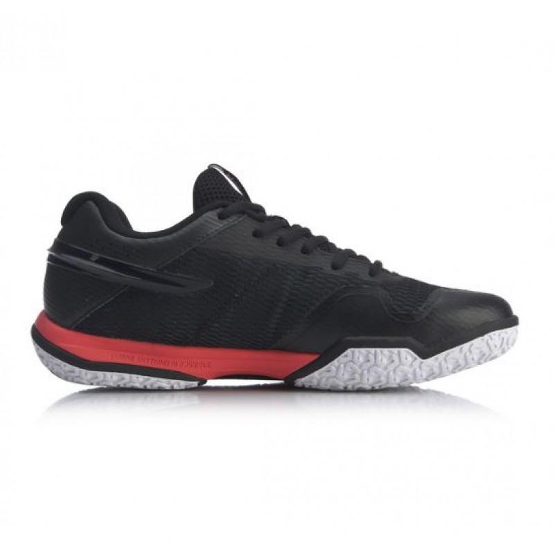 Li Ning SAGA 2020 LITE Professional Badminton Shoes AYTQ025-BK