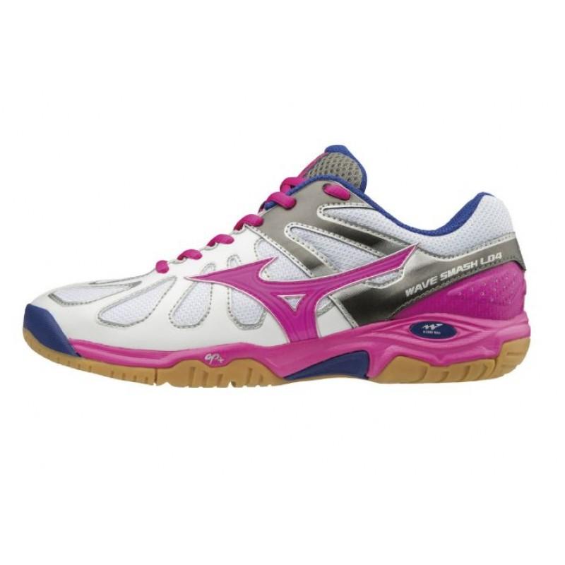 Mizuno Wave Smash LO4 71GA186064 Ladies Indoor Shoes