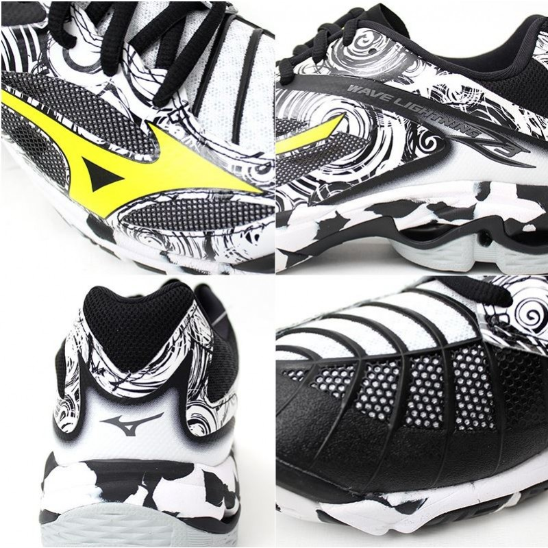 Mizuno Wave Lightning Z3 Indoor Shoes V1GA170088