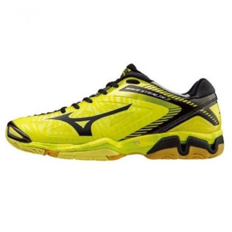 Mizuno Wave Stealth 3 Indoor Shoes X1GA140011