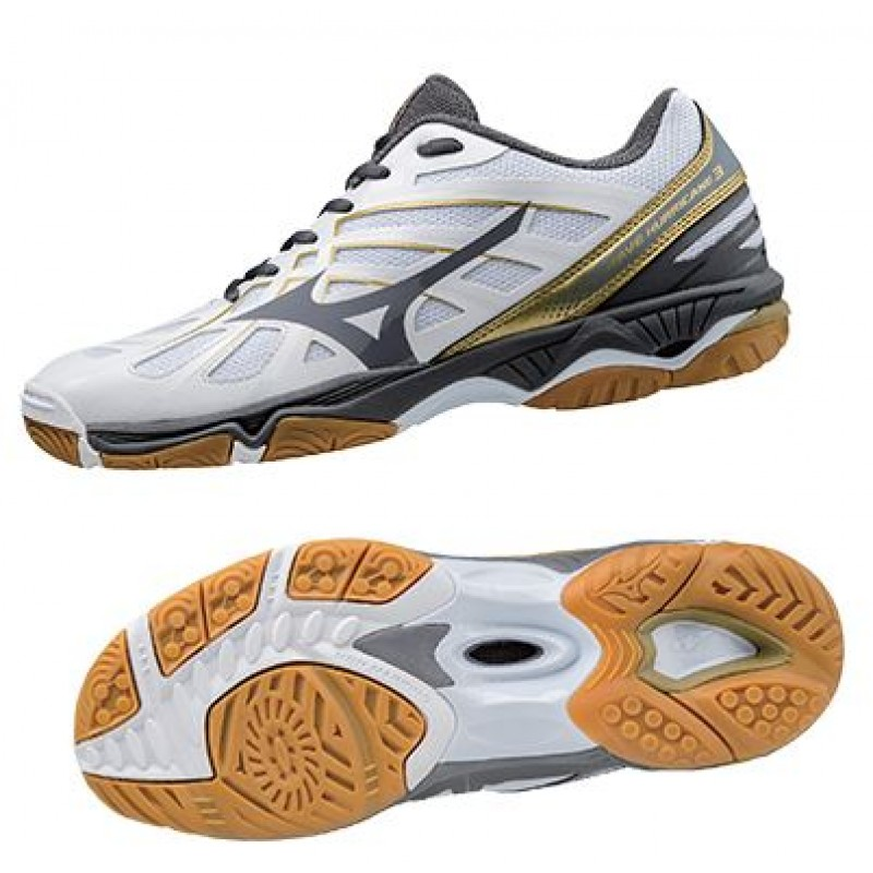 Mizuno Wave Hurricane 3 X Indoor Shoes V1GA174005