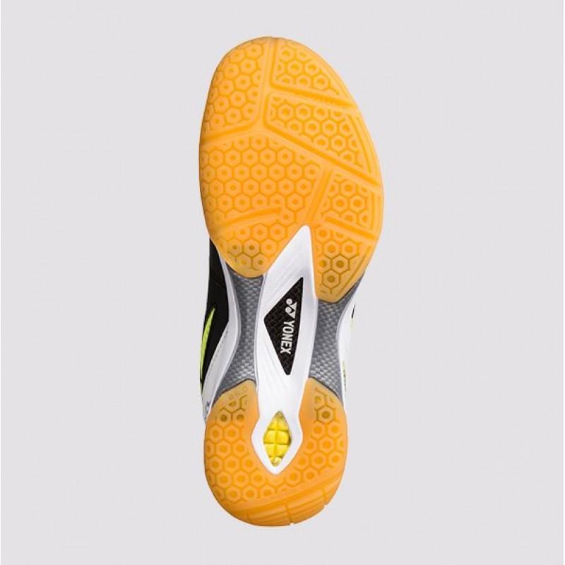 Yonex SHB-65ZM Black/Yellow Power Cushion 65 Z Badminton Shoes