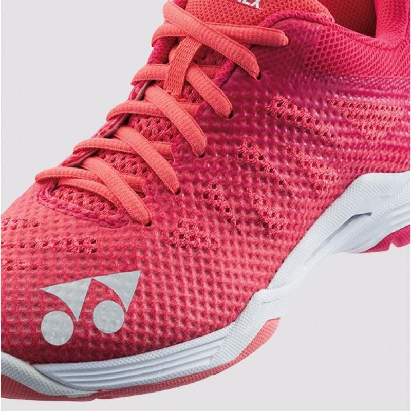 Yonex SHB-A3LEX-RD Power Cushion Aerus 3 Womens Badminton Shoes