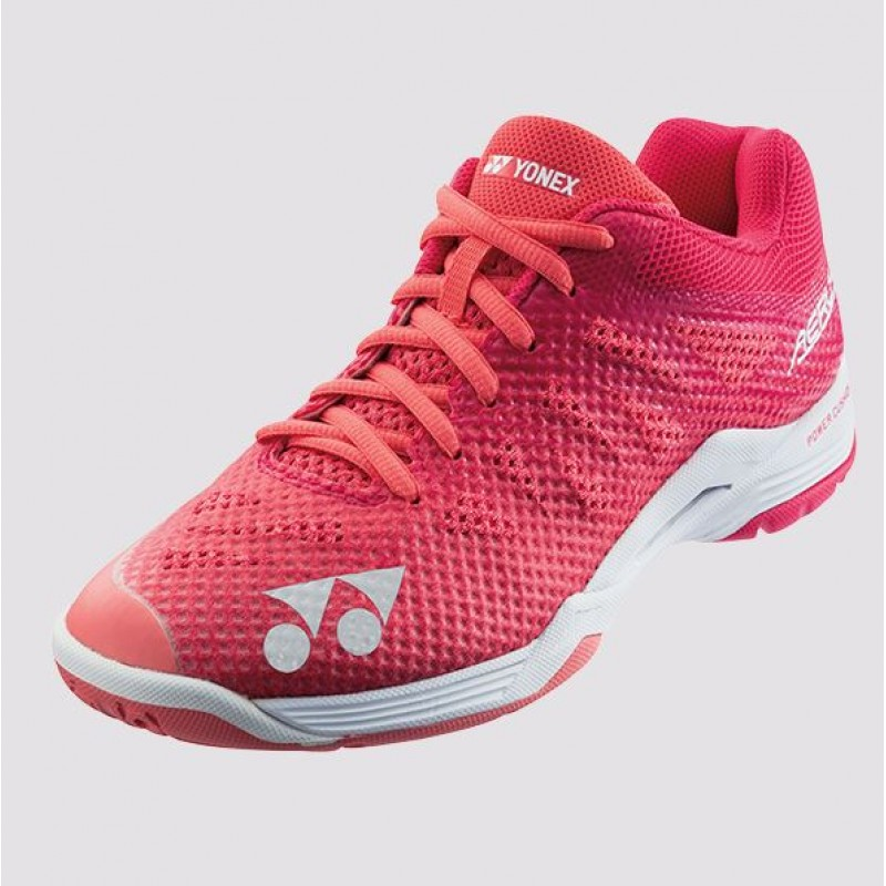 Yonex SHB-A3LEX-RD Power Cushion Aerus 3 Womens Badminton Shoes