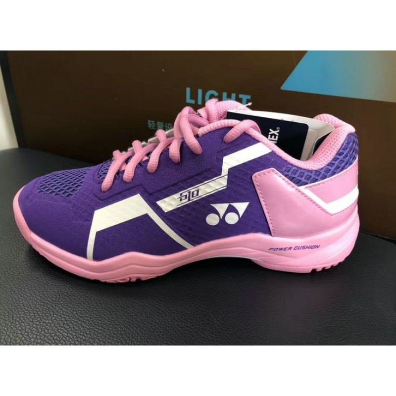 Yonex POWER CUSHION 610  SHB-610CR-PR LADIES Badminton Shoes