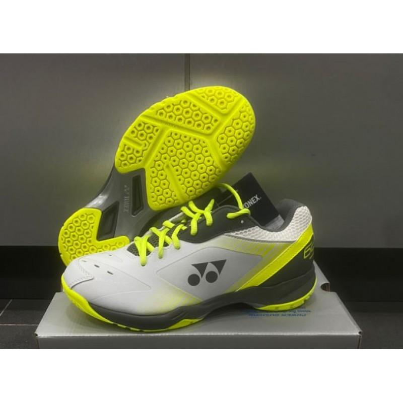 Yonex Power Cushion SHB-65X3 Lime/Grey Badminton Shoes