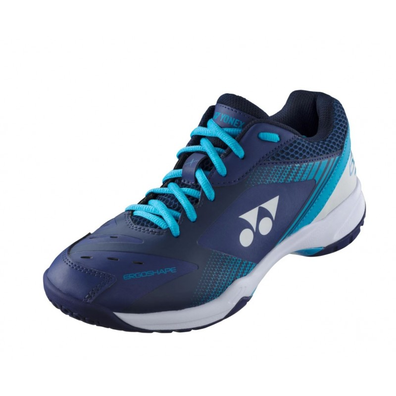 Yonex Power Cushion SHB-65X3 Navy Blue Badminton Shoes