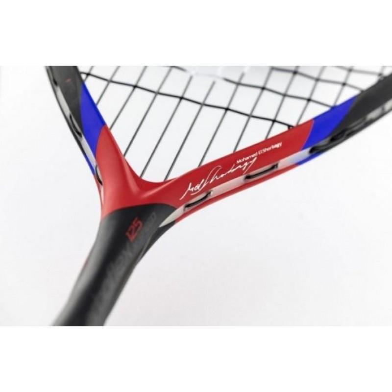 Tecnifibre Carboflex 125 X-Speed Squash Racket