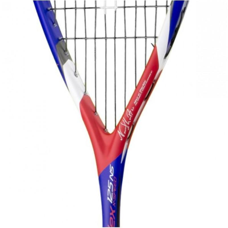 Tecnifibre Carboflex 125 NS X-Speed Squash Racket