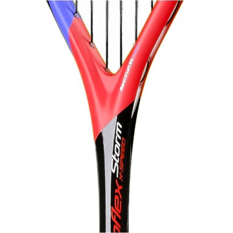 Tecnifibre Carboflex Storm X-Speed Squash Racket
