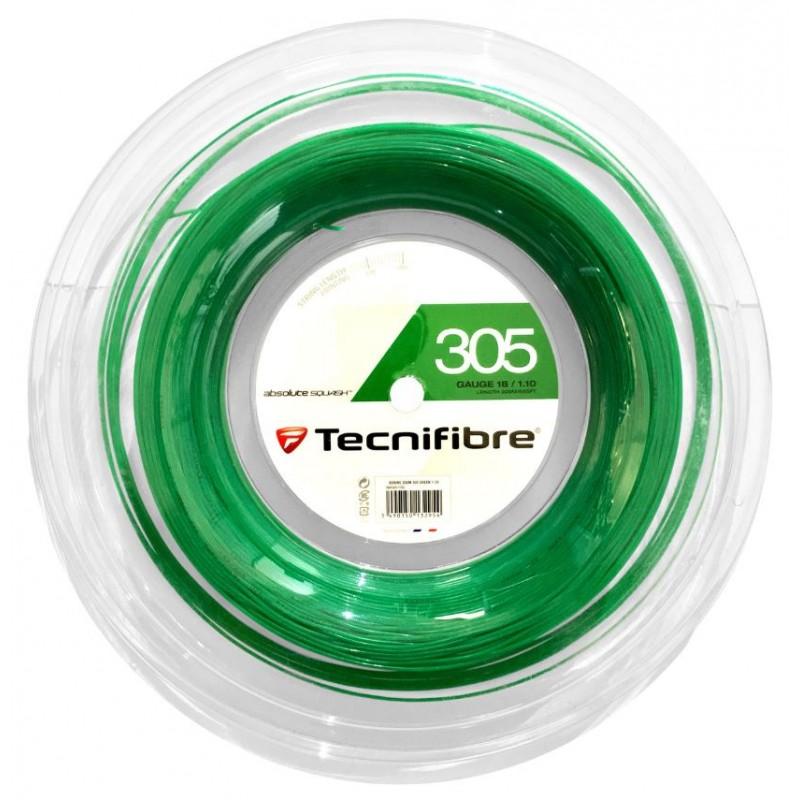 Tecnifibre 305 1.1MM 200M Reel Squash String