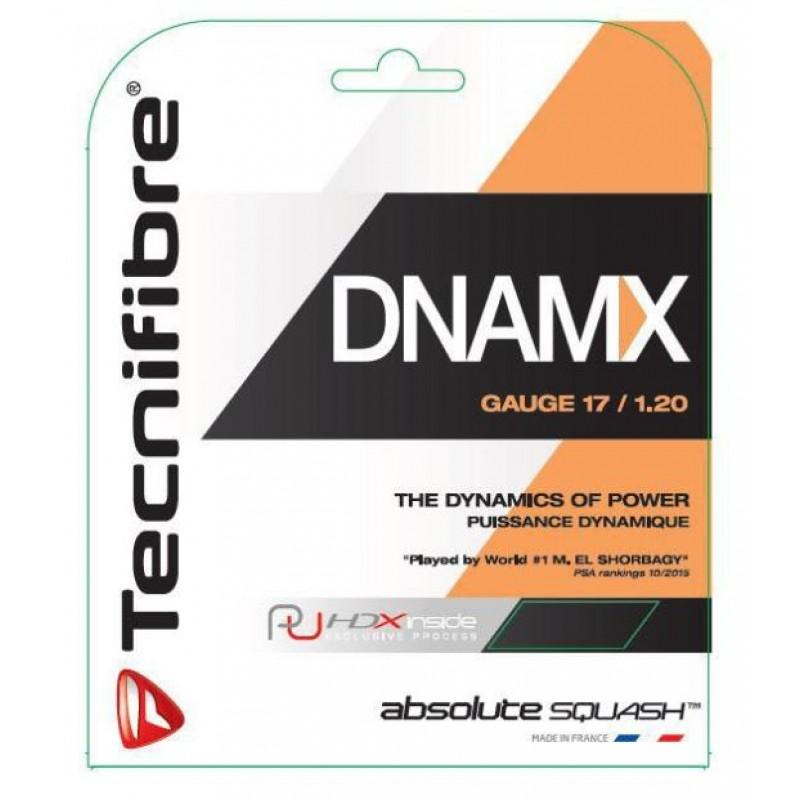 Tecnifibre DNAMX120 Squash String Set