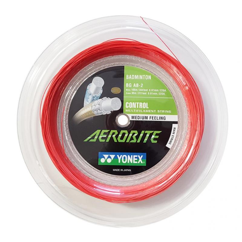 Yonex BG-AB-2 AEROBITE Badminton String