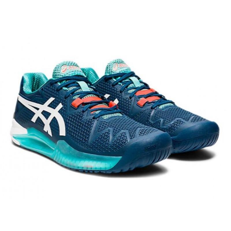 Asics GEL-RESOLUTION 8 Men Tennis Shoes