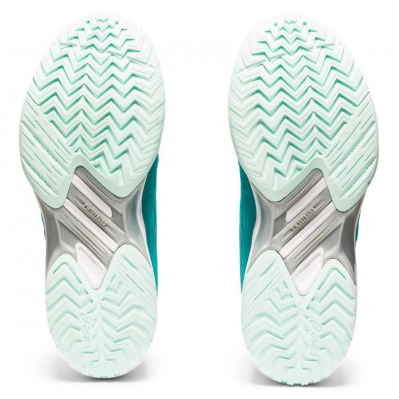 Asics Solution Speed FF Ladies Tennis Shoes