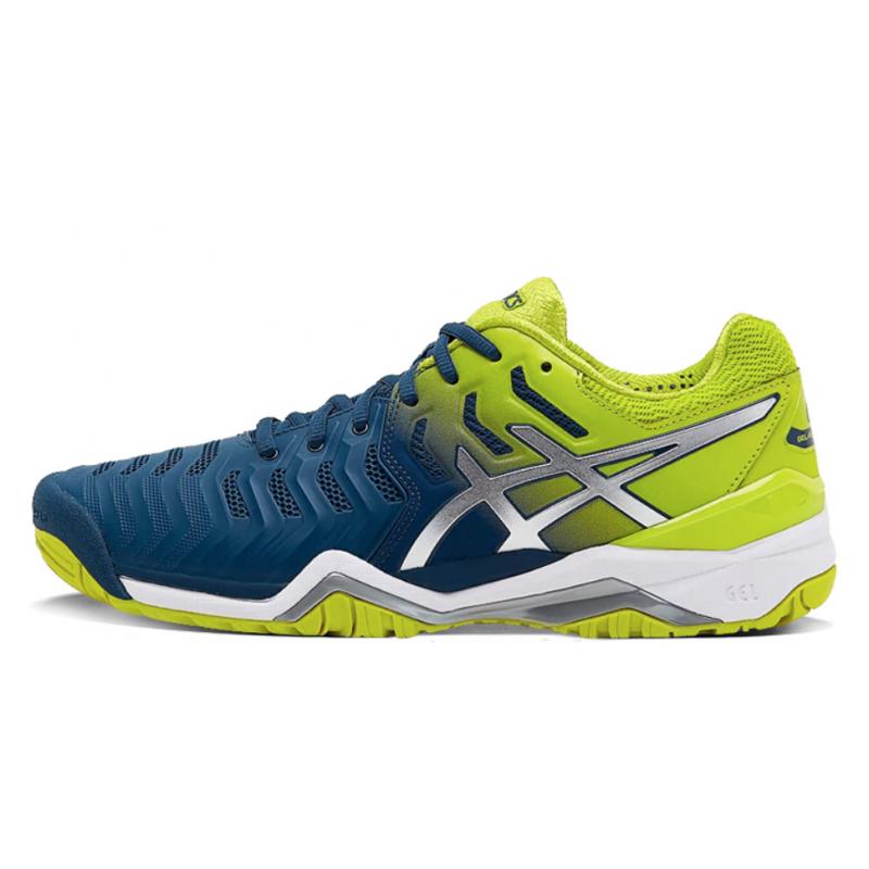 Asics Gel Resolution 7 E701Y-4589 Mens Tennis Shoes