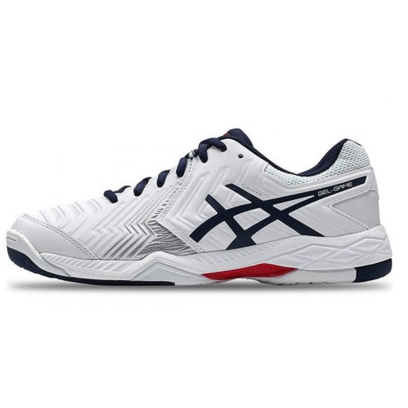 Asics Gel Game 6 E705Y-0150 Men Tennis Shoes