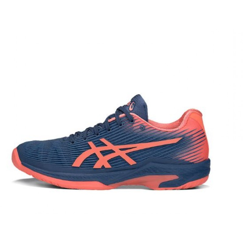 Asics Solution Speed FF 1042A002-410 Ladies Tennis Shoes