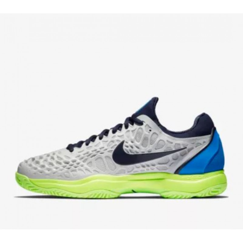 Nike Air Zoom Cage 3 HC 918193-004 Men's Tennis Shoes