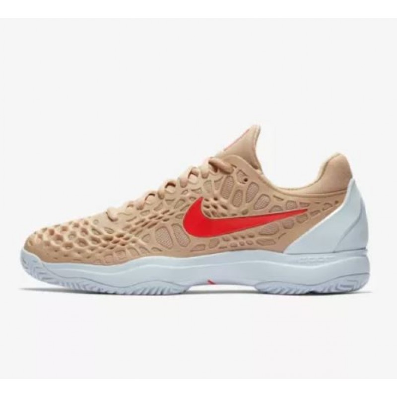 Nike Air Zoom Cage 3 HC 918193-201 Men's Tennis Shoes