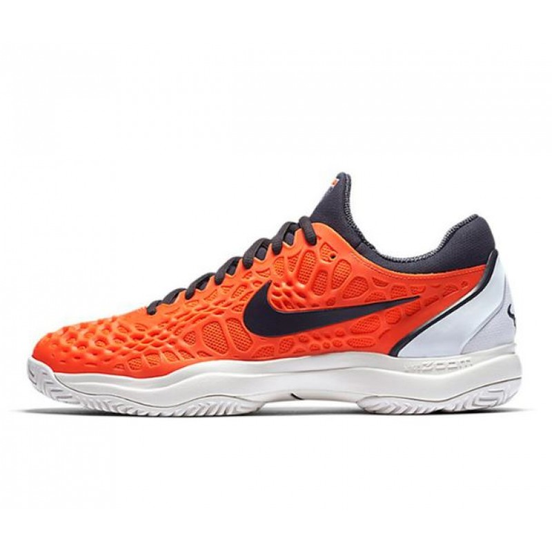 Nike Air Zoom Cage 3 HC 918193-800 Men's Tennis Shoes