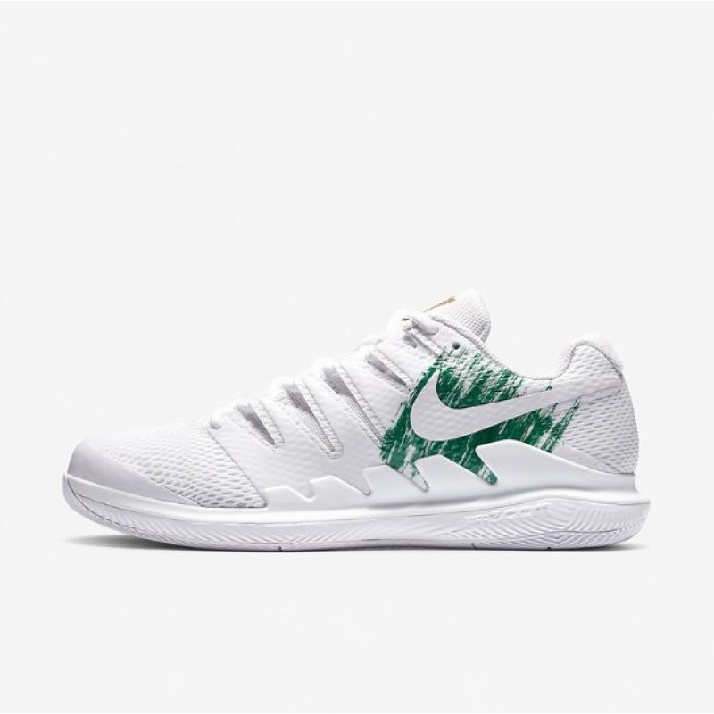 Nike Wimbledon 2020 Air Zoom Vapor X Tennis Shoes