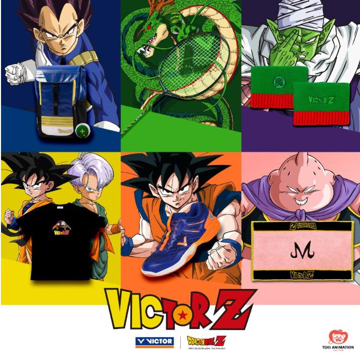 Victor X Dragon Ball Limited Edition